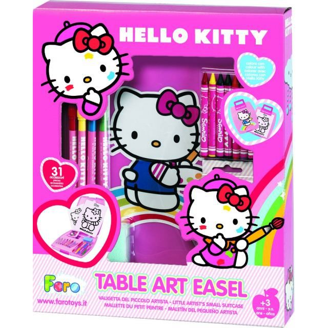 Malette coloriage hello kitty achat vente kit de dessin malette coloriage cdiscount - Coloriage hello kitty cirque ...