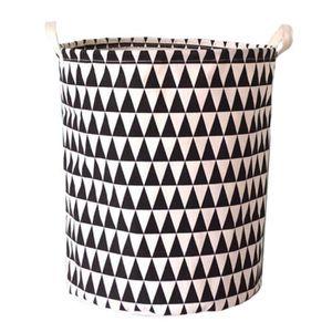 panier a linge tissus achat vente panier a linge. Black Bedroom Furniture Sets. Home Design Ideas