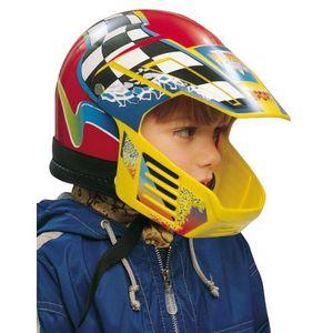 casque de moto enfant 3 ans achat vente casque de moto enfant 3 ans pas cher cdiscount. Black Bedroom Furniture Sets. Home Design Ideas
