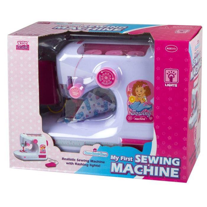 Machine coudre electrique achat vente maison for Machine a coudre jouet