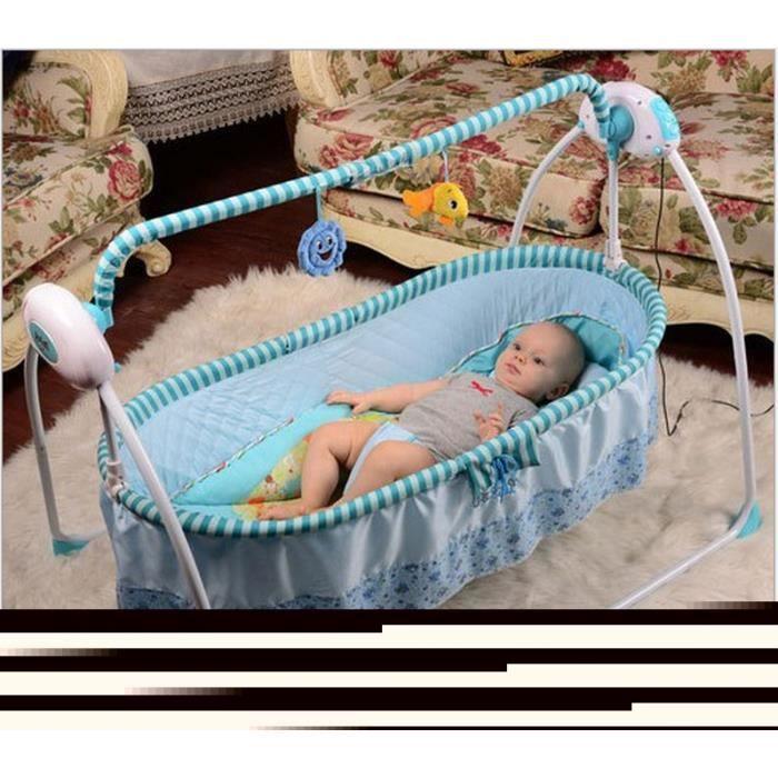 preemie b b lectrique cradle lectrique cradle lectrique cradle enhanced avec t l commande. Black Bedroom Furniture Sets. Home Design Ideas