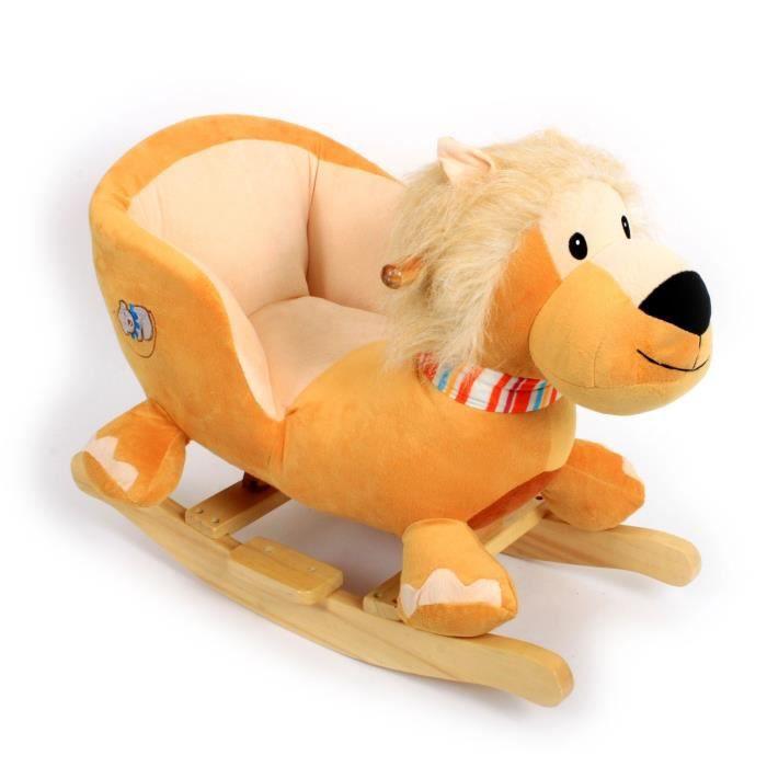 lion a bascule achat vente jouet bascule cdiscount. Black Bedroom Furniture Sets. Home Design Ideas