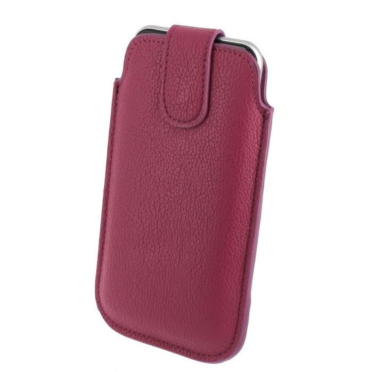 Acce2s pour wiko sunny housse etui aspect cuir graine for Housse wiko sunny 2