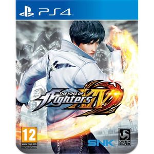JEU PS4 The King Of Fighters XIV Edition Day One Jeu PS4