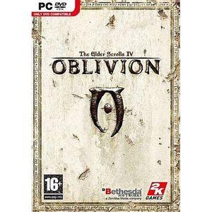 jeux pc video console r jeu oblivion