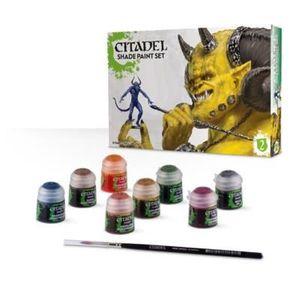 ACCESSOIRE DE FIGURINE Shade Paint Set Citadel