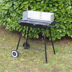 barbecue charbon 12 personnes