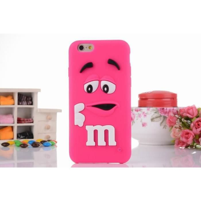 coque iphone 6 mms