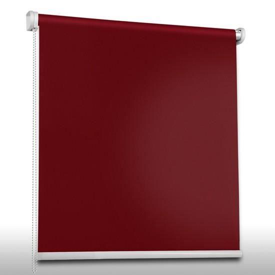 store enrouleur rouge szrl rouge 80 x 175 cm achat vente store de fen tre cdiscount. Black Bedroom Furniture Sets. Home Design Ideas