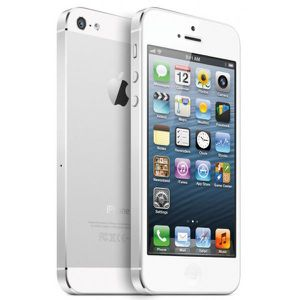 Comparer APPLE IPHONE5 BLANC 16GO