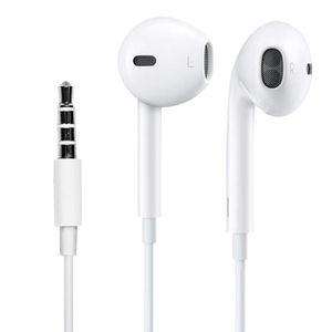 CASQUE - ÉCOUTEUR AUDIO APPLE EarPods Ecouteurs Original Pour iPhone iPad
