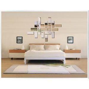 stickers pour miroir achat vente stickers pour miroir pas cher cdiscount. Black Bedroom Furniture Sets. Home Design Ideas