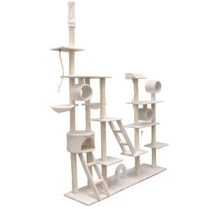 tour arbre a chat achat vente tour arbre a chat pas cher cdiscount. Black Bedroom Furniture Sets. Home Design Ideas