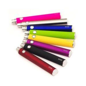 BATTERIE E-CIGARETTE Batterie Evod 1000 mAh - Kanger  Couleur : Argent