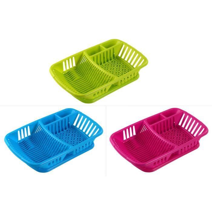 egouttoir vaisselle en plastique avec plateau achat vente egouttoir couverts egouttoir. Black Bedroom Furniture Sets. Home Design Ideas