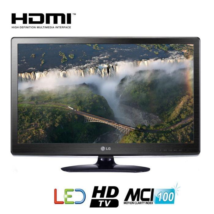 Lg 22ls3500 t l viseur led achat vente t l viseur led - Televiseur c discount ...