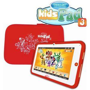 VIDEOJET Tablette enfant KidsPad 3+ housse