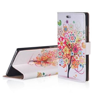 CHAUSSETTES WOFALO®Étui pour Nokia Lumia 520 Portefeuille Hous