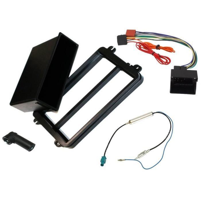kit adaptateurs autoradio cadre faisceaux pour vol achat vente installation autoradio kit. Black Bedroom Furniture Sets. Home Design Ideas