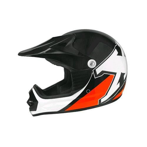 casque moto cross enfant tnt x2 noir orange achat vente casque moto scooter casque moto. Black Bedroom Furniture Sets. Home Design Ideas