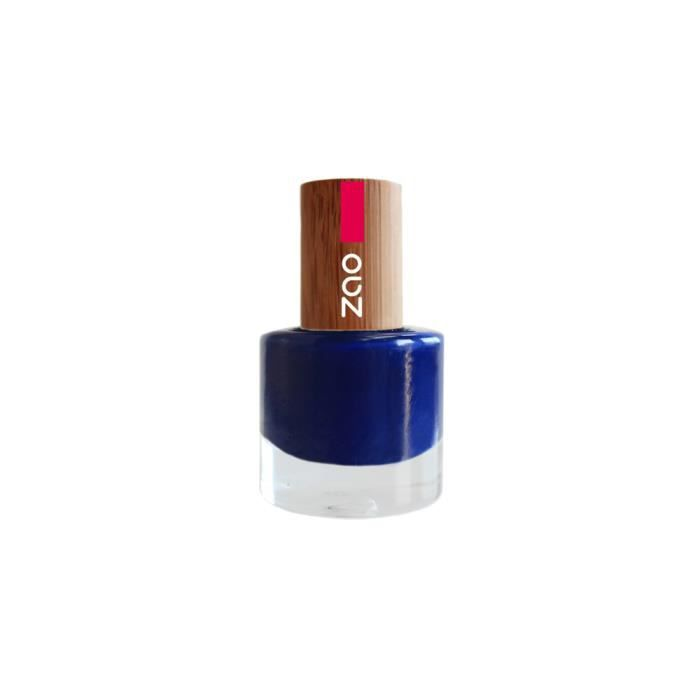 Vernis bleu nuit zao 653 achat vente vernis a ongles - Meuble rangement vernis a ongles ...