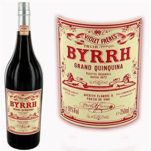 byrrh grand quinquina achat vente ap ritif base de vin byrrh grand quinquina cdiscount. Black Bedroom Furniture Sets. Home Design Ideas