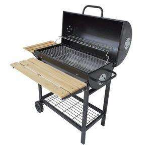 136d5baf7212a Quel plaisir de déguster une viande cuite au charbon ! A vous de choisir  votre barbecue   rond ou rectangle