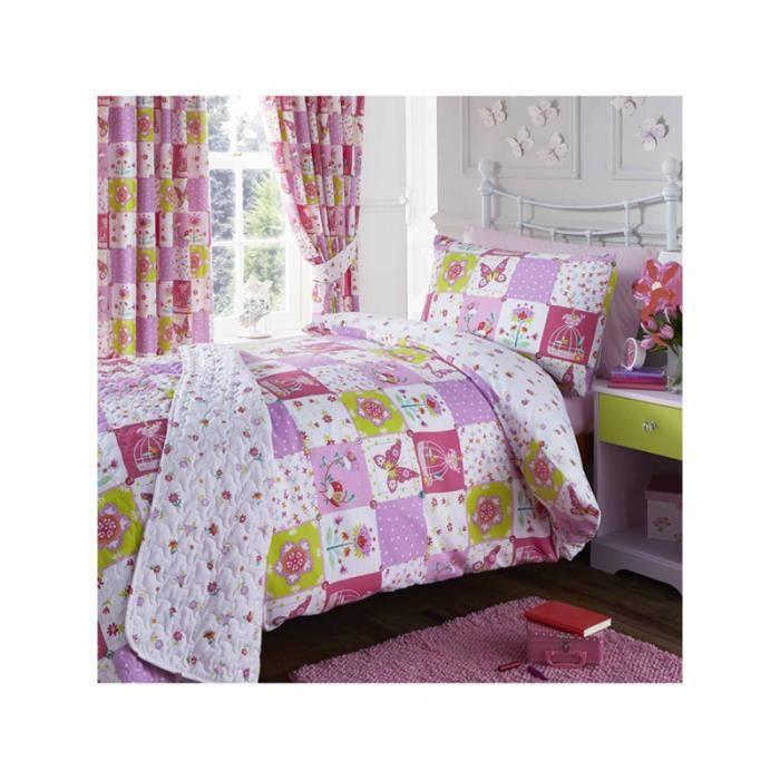 housse de couette patchwork 1 personne achat vente housse de couette les soldes sur. Black Bedroom Furniture Sets. Home Design Ideas