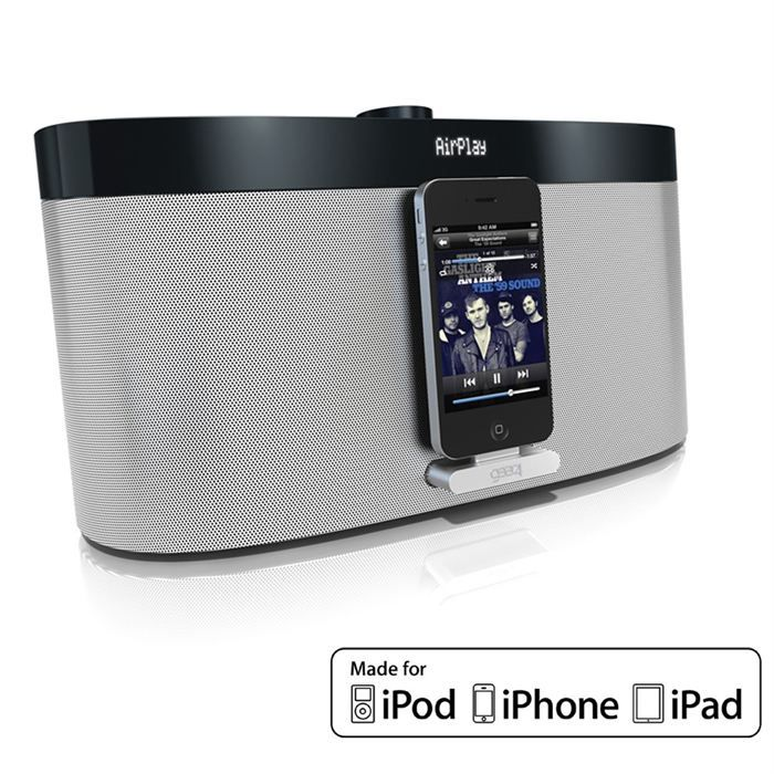 Gear4 pg539 station d 39 accueil ipod iphone ipad station d 39 accueil prix pas cher cdiscount - Station accueil iphone ...