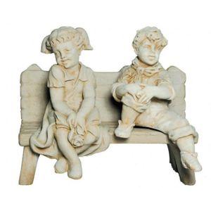 banc de jardin pierre achat vente banc de jardin pierre pas cher cdiscount. Black Bedroom Furniture Sets. Home Design Ideas