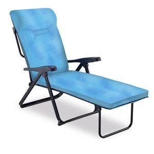 Fauteuil de jardin relax achat vente fauteuil de for Fauteuil relax de jardin pliant
