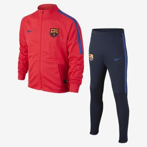 survetement fc barcelone junior orange 2017 maillot fc barca prix pas cher cdiscount. Black Bedroom Furniture Sets. Home Design Ideas