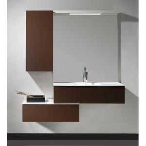 plan vasque suspendu achat vente plan vasque suspendu pas cher cdiscount. Black Bedroom Furniture Sets. Home Design Ideas