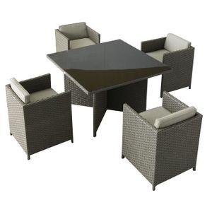 table a manger avec des fauteuil achat vente table a manger avec des fauteuil pas cher. Black Bedroom Furniture Sets. Home Design Ideas