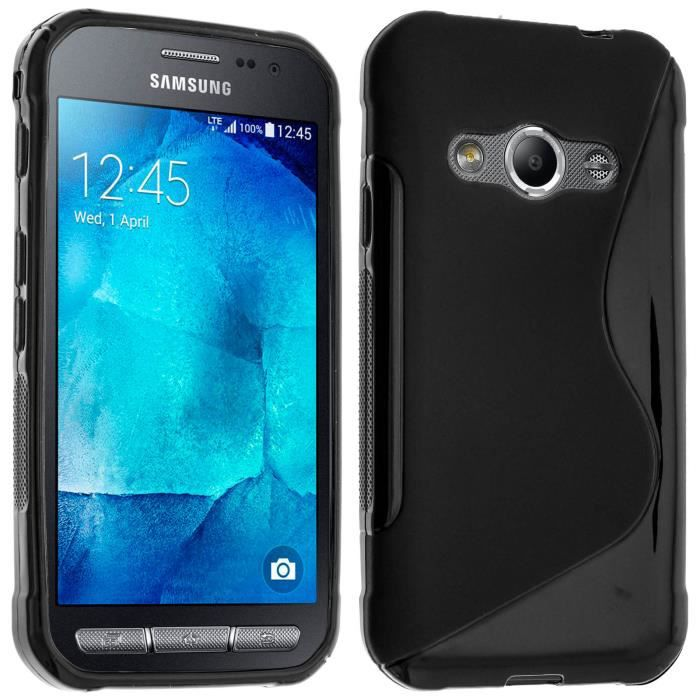 telephonie r coque silicone samsung galaxy xcover