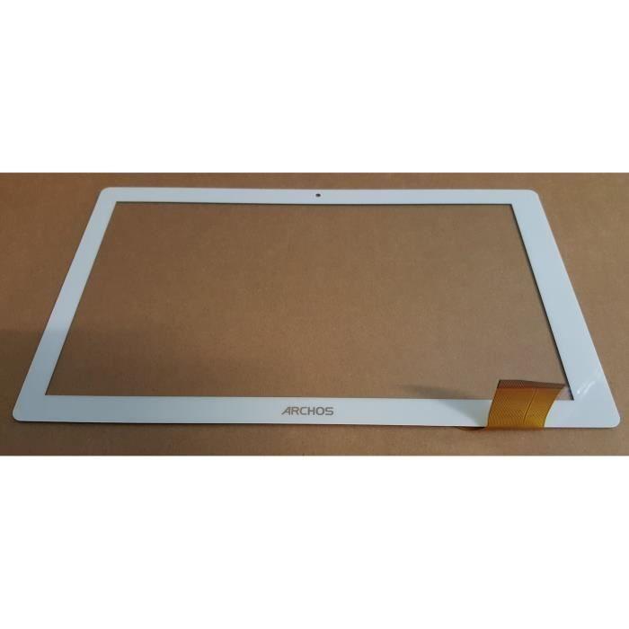 blanc ecran tactile vitre digitizer 10 39 pour tablette. Black Bedroom Furniture Sets. Home Design Ideas