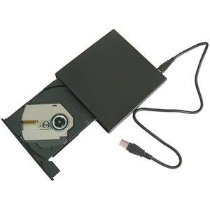 LECTEUR - GRAVEUR EXT. Lecteur/Graveur DVD+RW 24X externe USB
