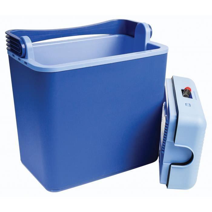 glaciere frigo refrigerateur pour voiture camping bateau voyage 12v 21 litres achat vente. Black Bedroom Furniture Sets. Home Design Ideas