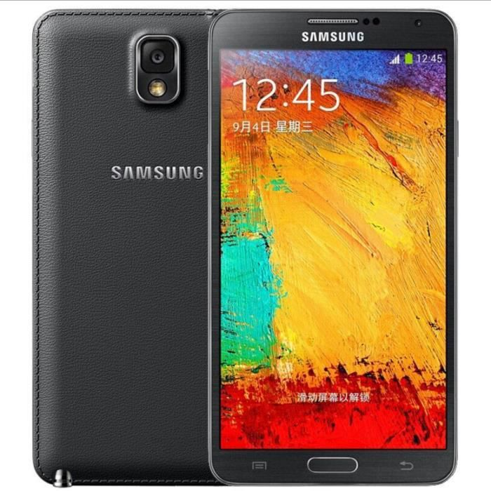 telephonie telephone mobile samsung galaxy note  n g lte gb inch q f sam