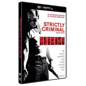 DVD FILM DVD Strictly Criminal