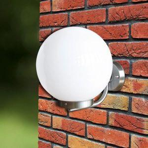 Lampe exterieur boule achat vente lampe exterieur for Applique murale exterieure boule