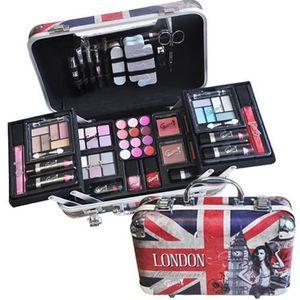 PALETTE DE MAQUILLAGE  Mallette de maquillage LONDON Fashion