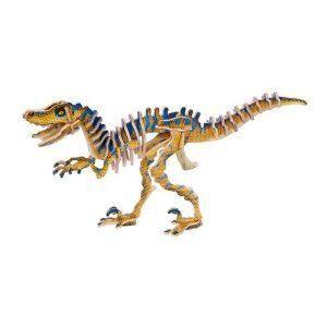 puzzle puzzle en 3 dimensions dinosaure vlociraptor