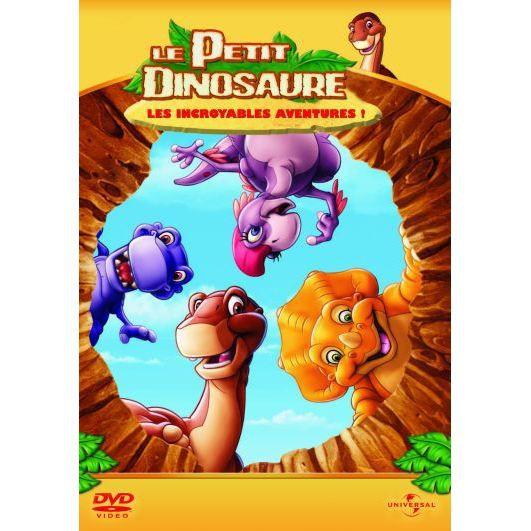 Dvd le petit dinosaure vol 1 les incroyable en dvd - Petit pieds le dinosaure ...