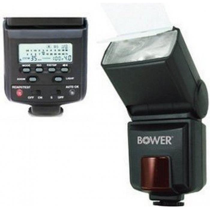 Flash bower pour appareils canon achat vente flash cdiscount - Ventes flash cdiscount ...