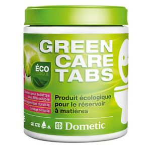 PowerCare Tabs Green