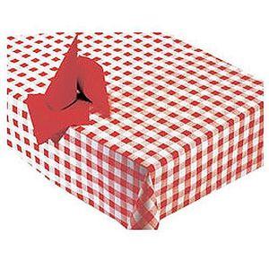 nappe vichy rouge achat vente nappe vichy rouge pas cher cdiscount. Black Bedroom Furniture Sets. Home Design Ideas