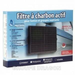 filtre a charbon 290x230x37mm pour hotte aris achat. Black Bedroom Furniture Sets. Home Design Ideas