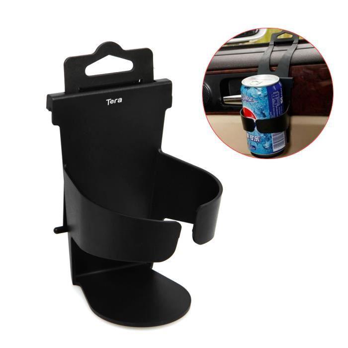 tera support porte gobelet universel r glable porte bouteille voiture auto cup holder de tasse. Black Bedroom Furniture Sets. Home Design Ideas