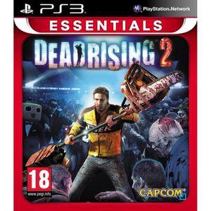 JEU PS3 Dead Rising 2 Essentials Jeu PS3